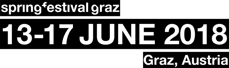 springfestival 2018 - 13-17 June 2018, Graz, Austria