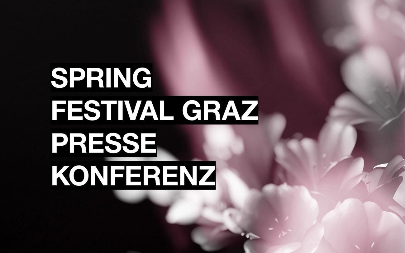 springfestival graz press conference